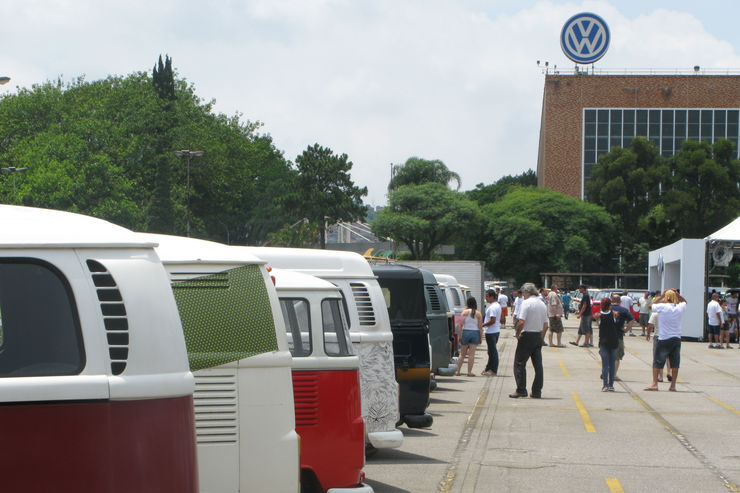 VW Bulli in Brasilien