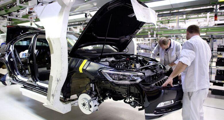 VW Fertigung