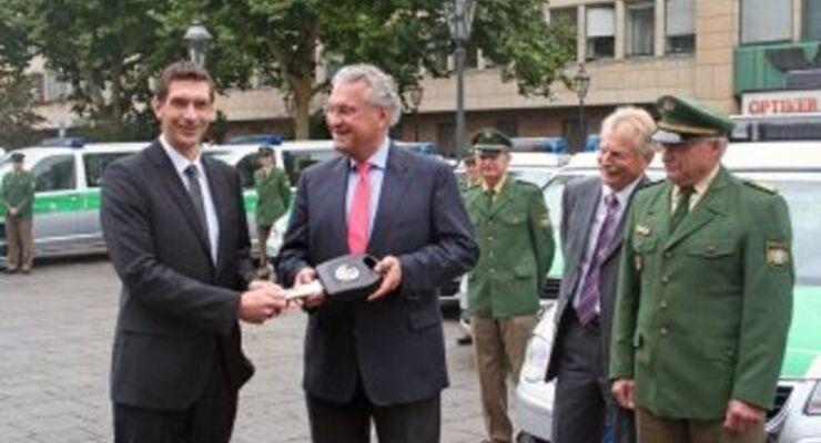 VW: Großauftrag für Bayerns Polizei