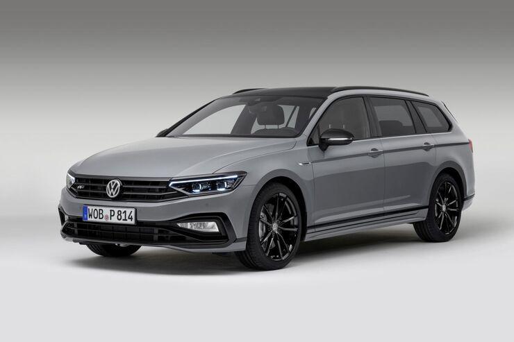 VW Passat R-Line Edition