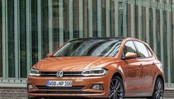 VW Polo 1.0 TSI Bluemotion