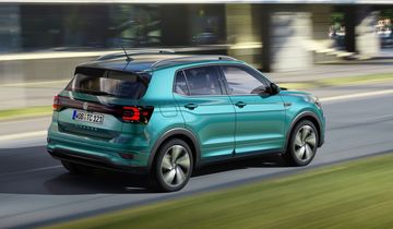 VW T-Cross 2018