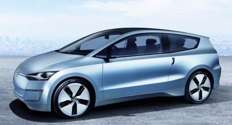 VW plant Elektroauto in Großserie
