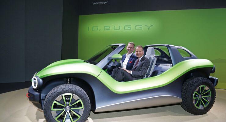 Volkswagen - Autosalon Genf 2019