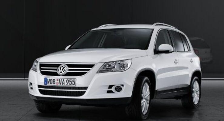 Volkswagen dominiert deutschen Flottenmarkt