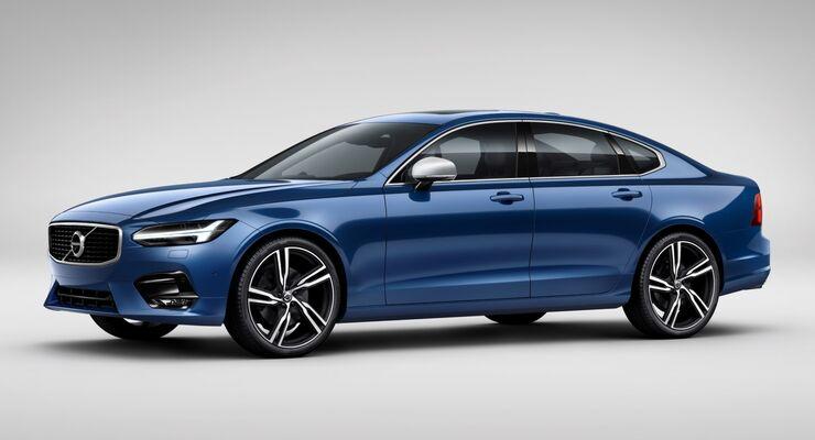 Volvo S90/V90 R Design