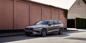 Volvo V60 T6 Twin Engine AWD 2020