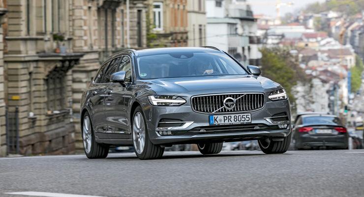 Motorenpalette Von Volvo Alle Erfullen Euro 6d Temp Firmenauto