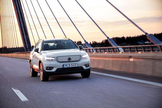 Volvo XC40 Recharge 2021