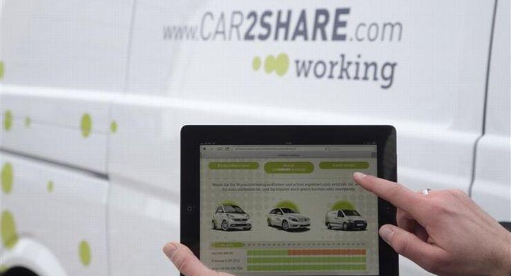 car2share-Initiative