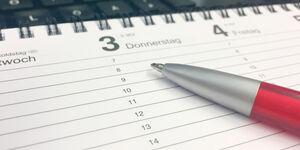 firmenauto Terminkalender