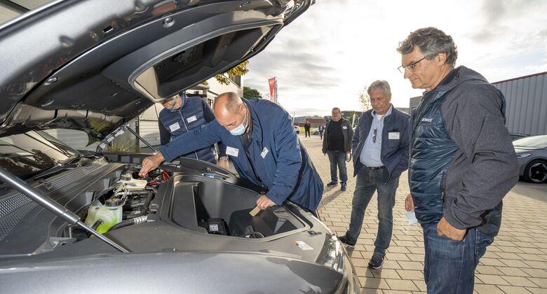 firmenauto test drive Schwäbisch Hall 2020