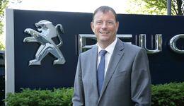 heiko van der Luyt, Geschäftsführer Peugeot Deutschland