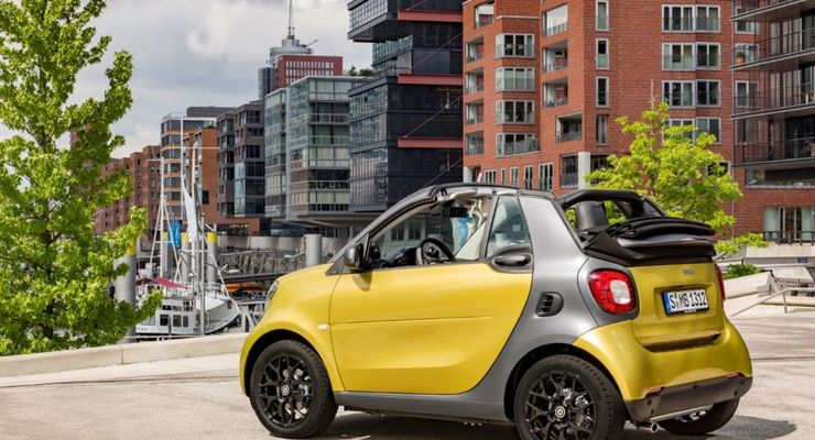 smart fortwo cabrio nur noch nummer zwei beim preis firmenauto. Black Bedroom Furniture Sets. Home Design Ideas