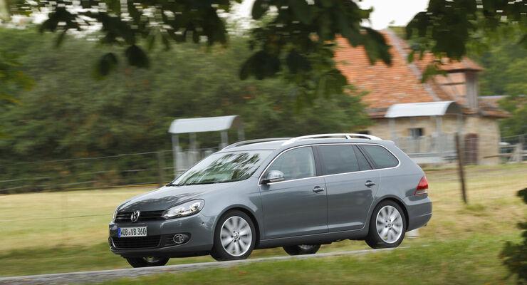 Fahrbericht Vw Golf Variant 1 6 Tdi Dsg Leiser Abschied Firmenauto