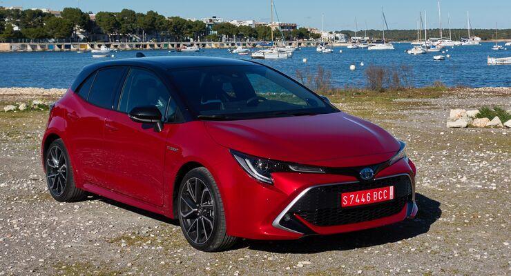 Toyota Corolla 2019 Im Fahrbericht Hybrid Power Und Fahrkomfort