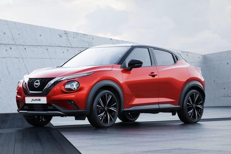 Nissan Juke (2020): Zweite Generation im Handel - firmenauto